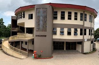 Legon Branch SDA Church building, youth centre  dedicated